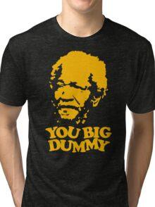 stencil You Big Dummy Tri-blend T-Shirt