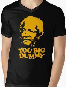 stencil You Big Dummy Mens V-Neck T-Shirt