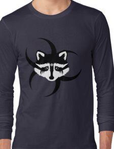Lexa - Commander Raccoon Eyes Long Sleeve T-Shirt