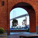 Bay Bridge Arch by carlina999