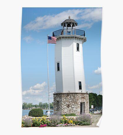 Fond Du Lac Lighthouse Poster