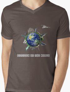 Citizen of the world Mens V-Neck T-Shirt