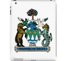 Kelowna Coat of Arms  iPad Case/Skin