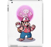 Steven and Mew iPad Case/Skin