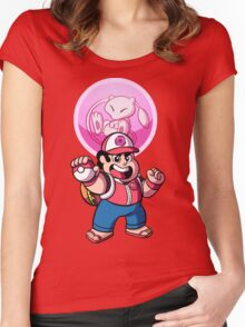 Steven and Mew Women's Fitted Scoop T-Shirt