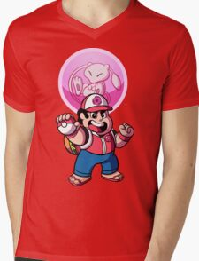 Steven and Mew Mens V-Neck T-Shirt