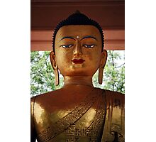 looking inward. buddha jayanti, new delhi Photographic Print