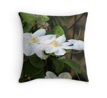 Flower 2 Throw Pillow
