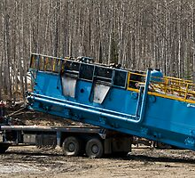 Work Horse of the Oil Patch by peaceofthenorth