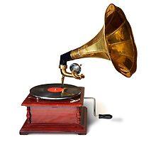 Gramophone by Mikhail Kovalev