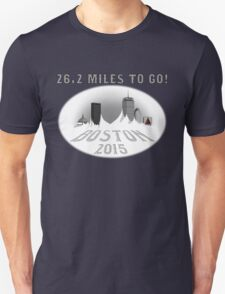 26.2 Miles to Go! T-Shirt