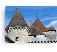 Four Roofs Canvas Print