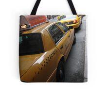 uptown. manhattan, new york city Tote Bag