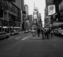 times square. new york city by tim buckley | bodhiimages