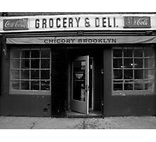 brooklyn, new york city Photographic Print