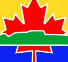 Flag of Thunder Bay  Sticker