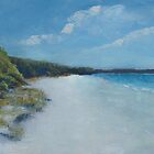 Iluka Beach by peter tebb
