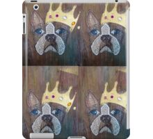 If you don't know, now you know Dog iPad Case/Skin