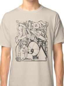 Blackbook Sketching 2 Classic T-Shirt
