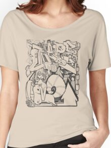 Blackbook Sketching 2 Women's Relaxed Fit T-Shirt