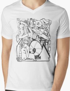 Blackbook Sketching 2 Mens V-Neck T-Shirt