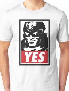 """""""YES!"""" Unisex T-Shirt"""