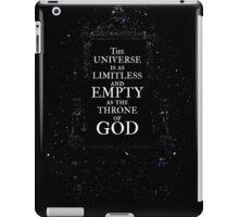 Throne of God iPad Case/Skin