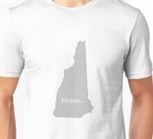 New Hampshire Home Tee Unisex T-Shirt