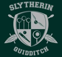 Slytherin - Quidditch by quidditchleague