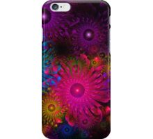 Flowers That Sparkle iPhone Case/Skin