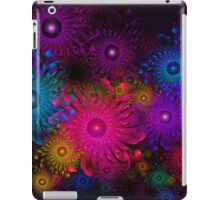 Flowers That Sparkle iPad Case/Skin