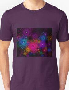 Flowers That Sparkle Unisex T-Shirt