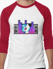 Wub Wub Wub this DJ Men's Baseball ¾ T-Shirt