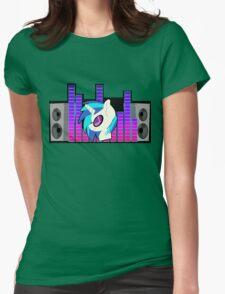 Wub Wub Wub this DJ Womens Fitted T-Shirt