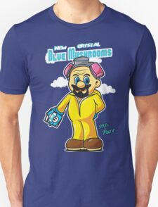Blue Mushrooms T-Shirt