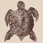Turtle T by Yvette Bell
