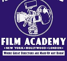 Alan Smithee - Film Academy (w) by GUS3141592
