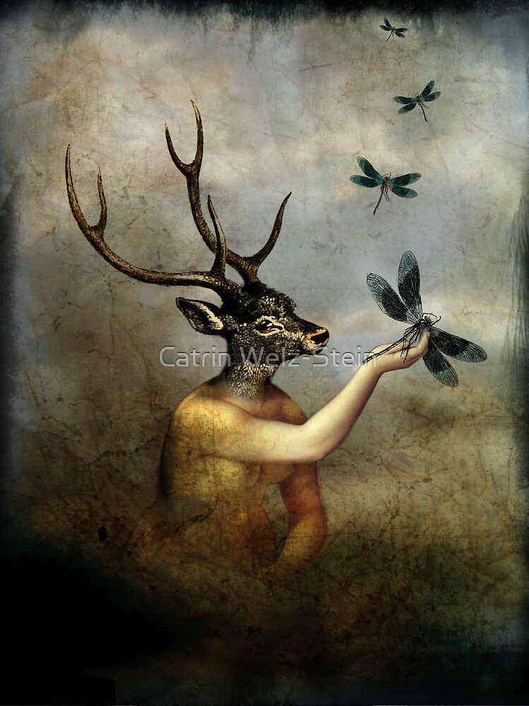 Farewell by Catrin Welz-Stein