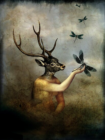 Farewell by Catrin Welz-Stein
