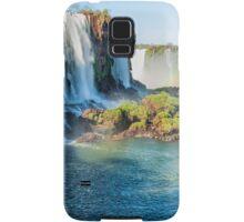 Iguazu Falls - a wider view Samsung Galaxy Case/Skin