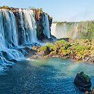 Iguazu Falls - a wider view by photograham