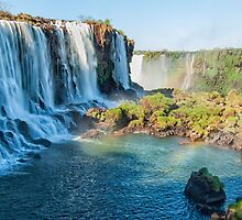 Iguazu Falls - a wider view by photograham