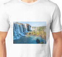Iguazu Falls - a wider view Unisex T-Shirt