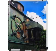 The Danger Hatch iPad Case/Skin
