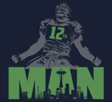 12th MAN by pravinya2809