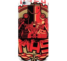 MOSCOW: SMASH iPhone Case/Skin