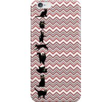 Shadow Cats iPhone Case/Skin