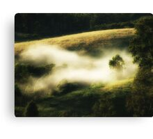 """Glowing Tree"" Canvas Print"