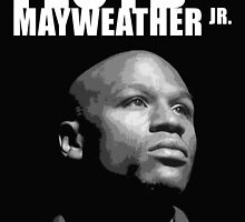 Floyd Mayweather Jr. by ches98