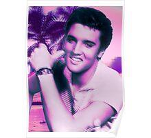Elvis the Trap God Poster